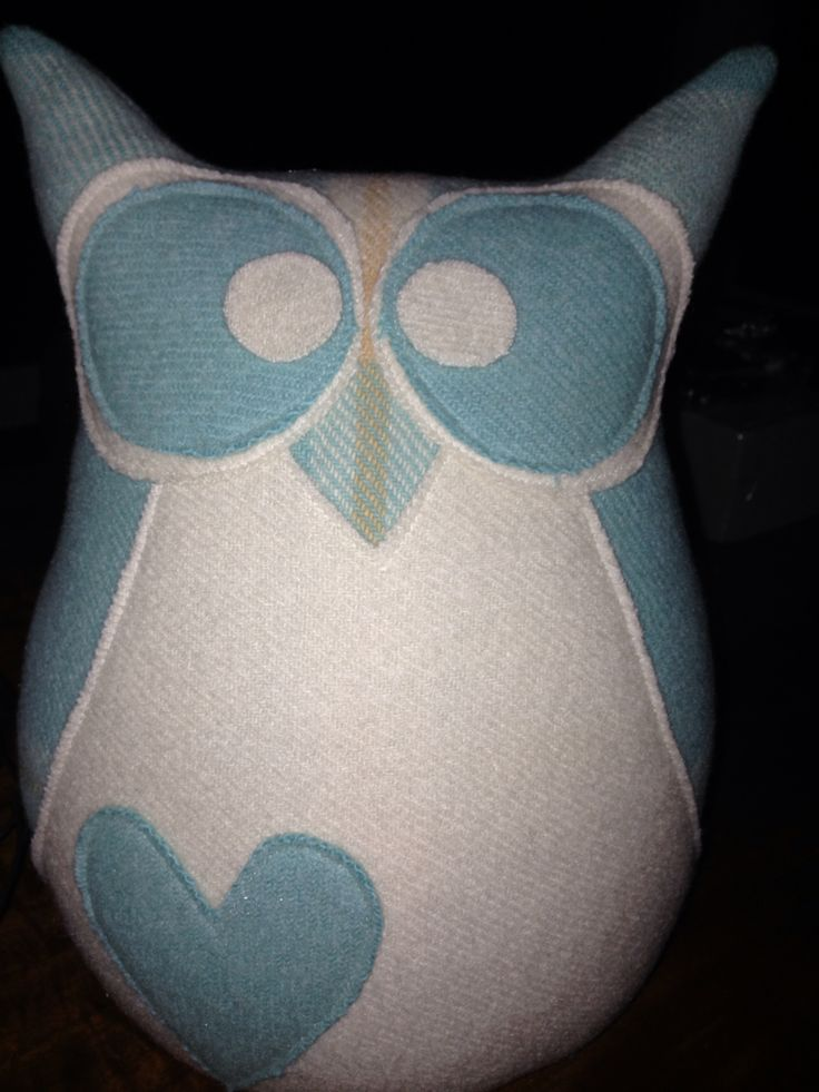 Owl designed and made by KeepMeLoveMePassMeOn