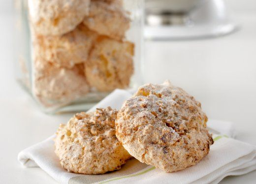 KitchenAid Stand Mixer recipe - Chewy coconut macaroons