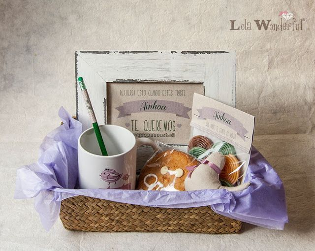 Lola Wonderful_Blog: Regalo de agradecimiento personalizado