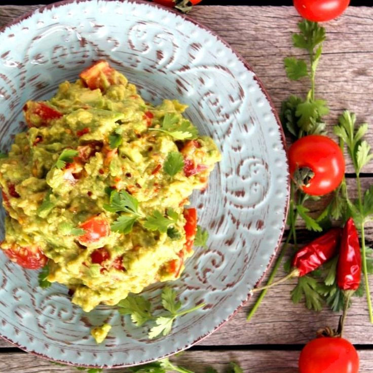 Love, love, love Avocado.  Love, love, love Guacamole! Another creation for Plantlab Culinary