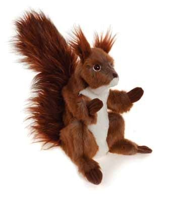Charlie Bears Playtime Puppet Cyril Squirrel - 2015