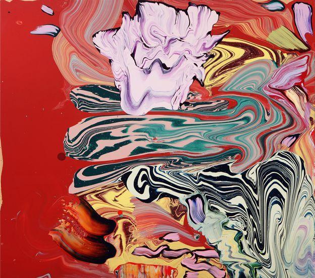 Cherry Dream, 2009by Henrique Oliveira