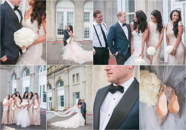 Eternal Reflections Photography, Fairmont Hotel MacDonald luxury wedding, Summer Fairmont Edmonton Wedding