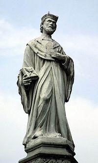 St John Cantius Patron of Poland; Lithuania; University of Cracow