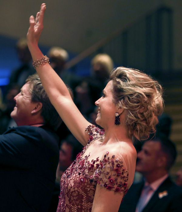 Willem-Alexander and Maxima of the Netherlands