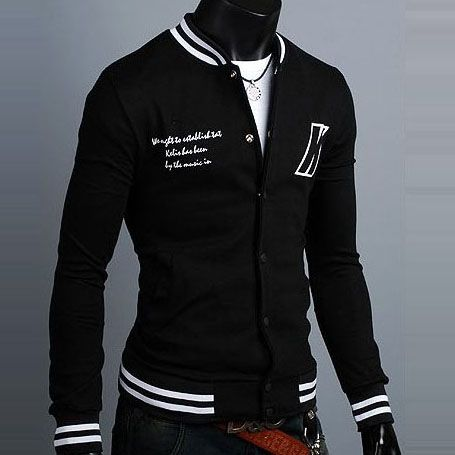 black letter k cotton varsity jacket for men online sake 9200 2013 varsity jackets