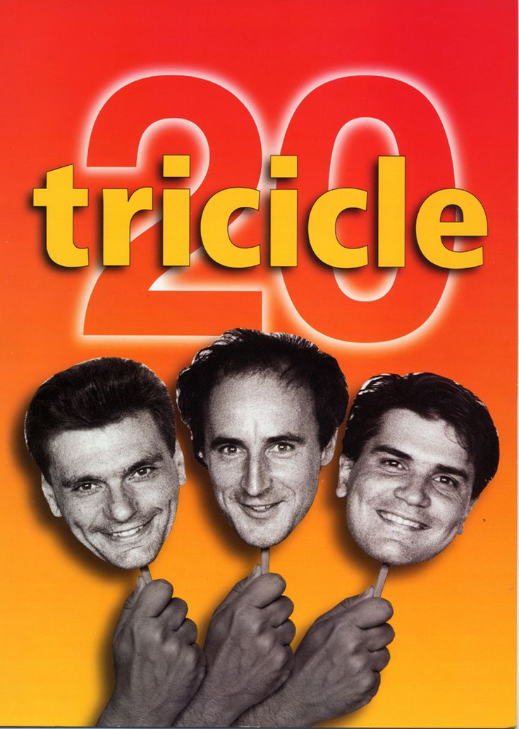 TRICICLE - Tricicle 20