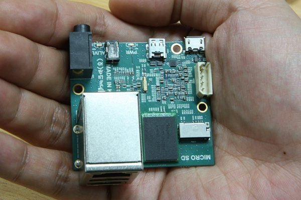 ODROID: Android PC The Size Of a Credit Card With Quad-Core Exynos Chipset