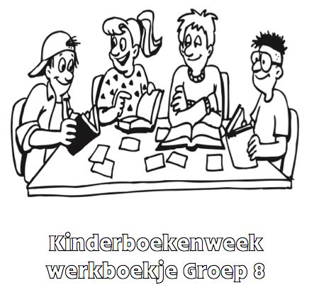 Kinderboekenweek Werkboekje Groep 8