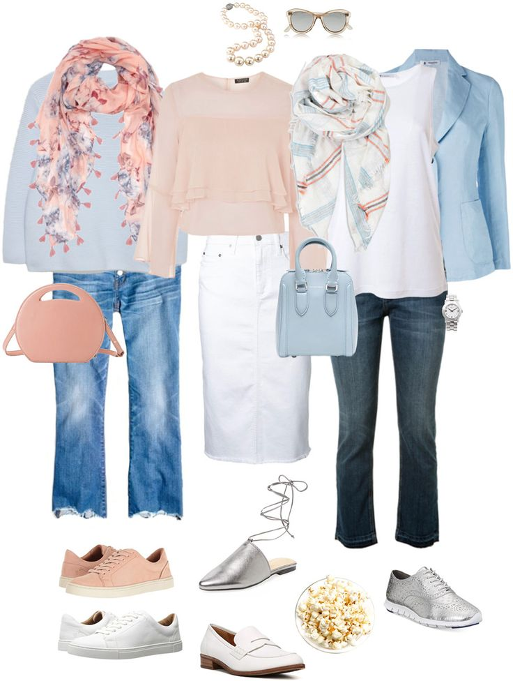 Casual Ensemble - YouLookFab