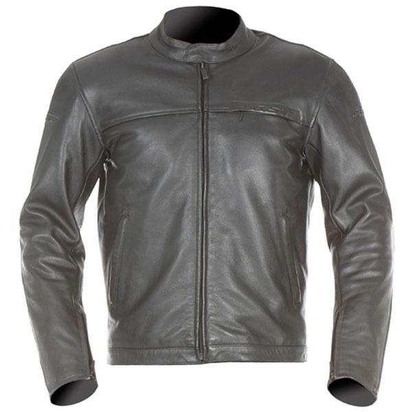 Freeway Leather Jacket - Black