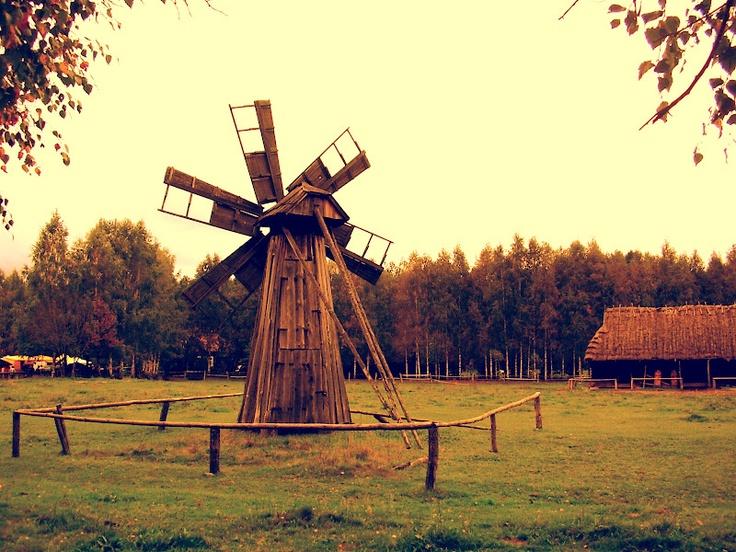 fot. Arkadiusz Kaczanowski  #windmill @ Białystok, Poland