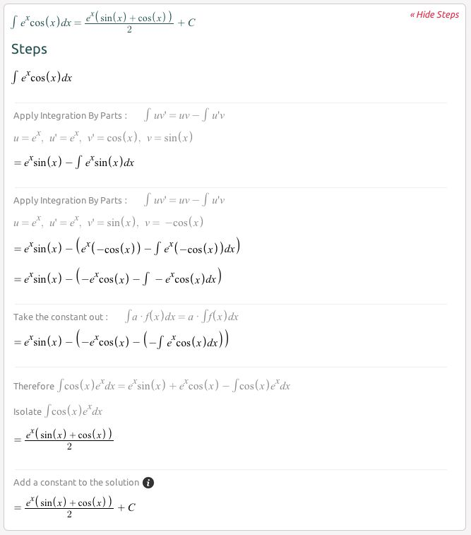 solve math problems step by step Algebra solver to check your homework algebra calculator is a step-by-step calculator and algebra solver it's an easy way to check your homework problems online click any of the examples.