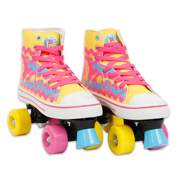 Patins a roulettes ajustables protections