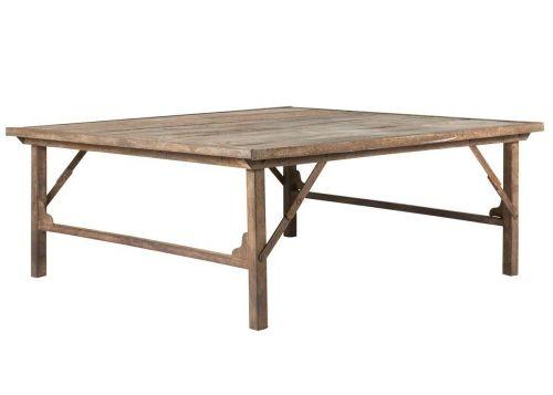 Soffbord - Vintage trä och metall i gruppen Vintage hos Reforma Sthlm  (2346-00)