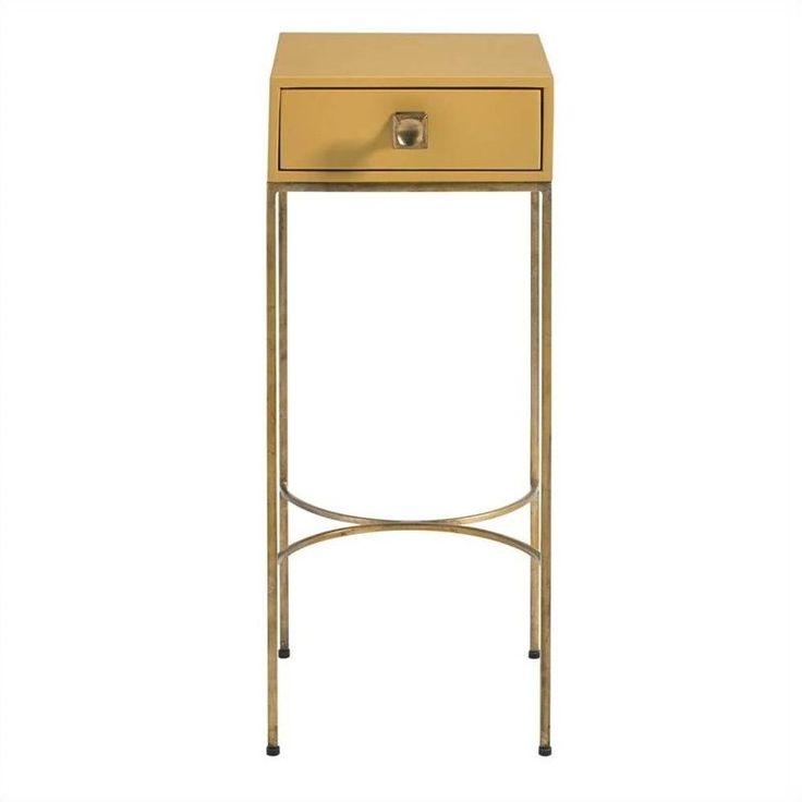 Crestaire Sunset Table In Saffron   436 75 17   Next To Chiar