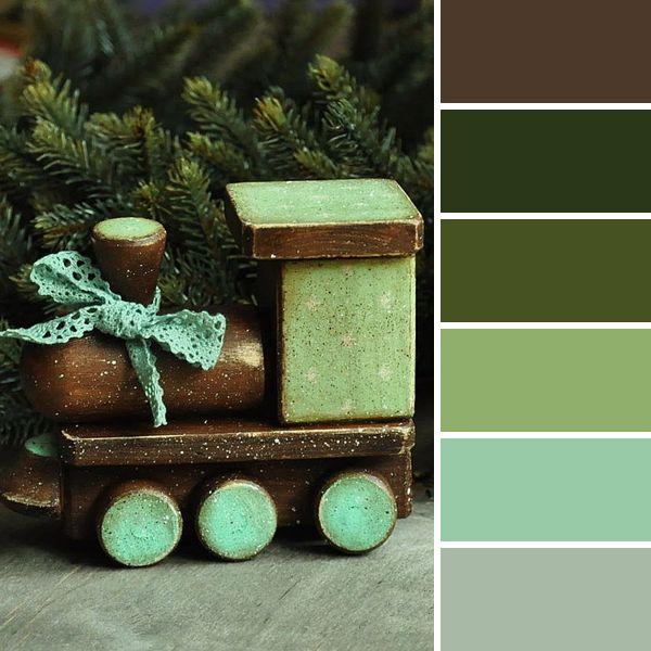 Этой Ярмарки краски: 15 новогодних цветовых палитр от мастеров портала - Ярмарка Мастеров - ручная работа, handmade