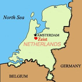 zeist netherlands map residence zeist netherlands map google