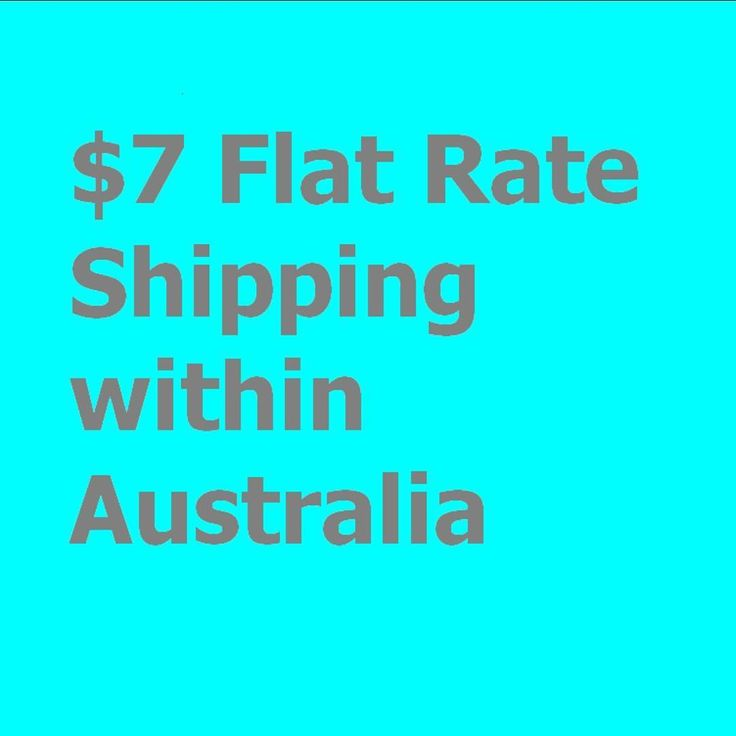 $7 Flat rate shipping on all orders within Australia & free shipping on all orders over $70 #aussievapers #onlineshipping #vapingdownunder