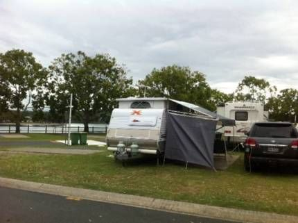 "2008 Crusader off road 17"" Caravan 