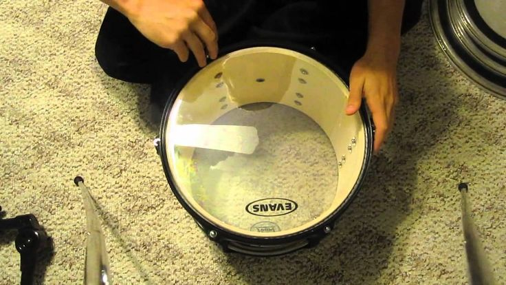 I don't claim to be a master of drum tuning but this is just how I like to do it, thought it might help some beginners.