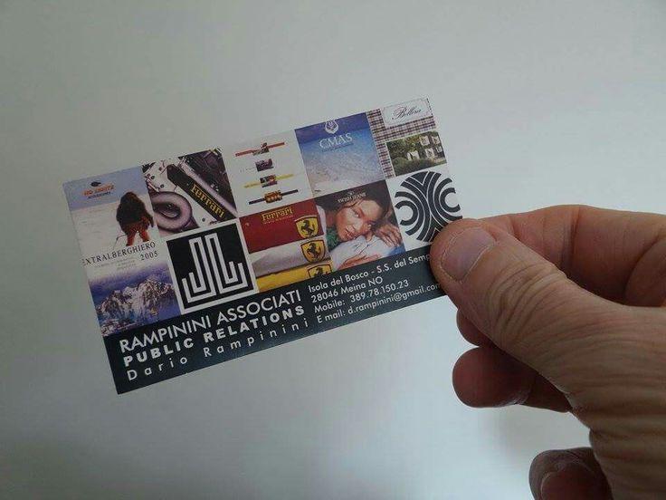 Biglietto Visita Studio