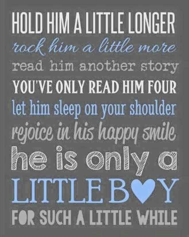 My Baby Boy Baby Boy Quotes Baby Boy Scrapbook Scrapbook Quotes