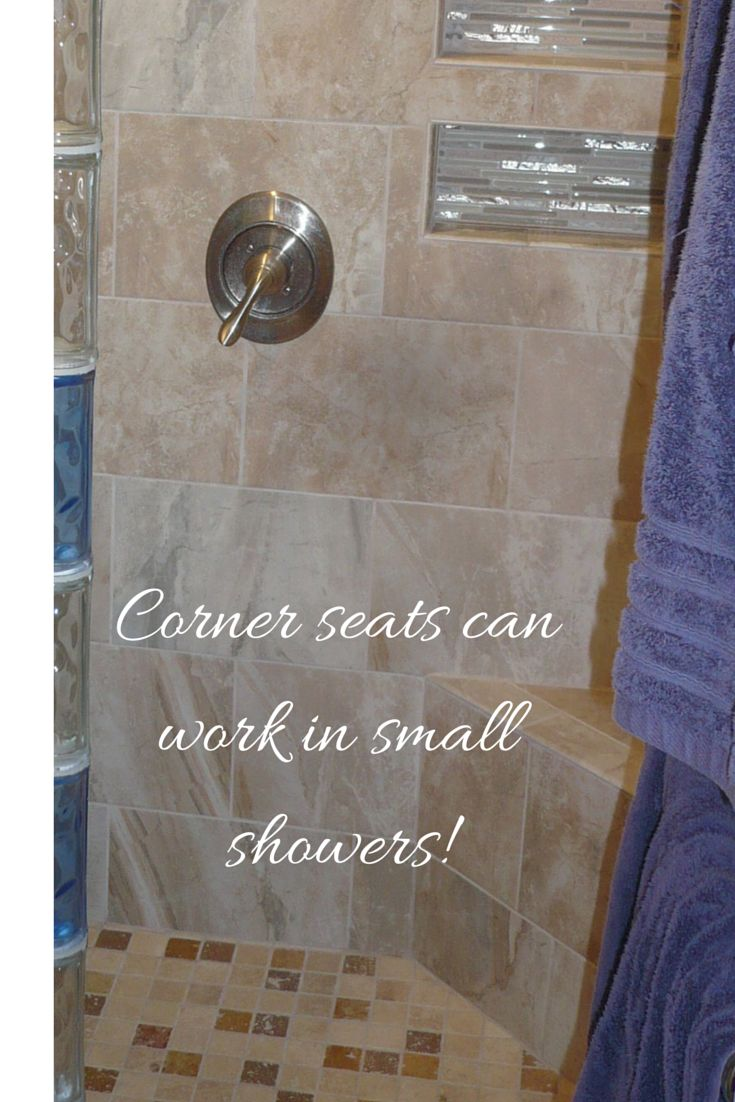 171 best images about showers on pinterest small corner for Glass block alternatives