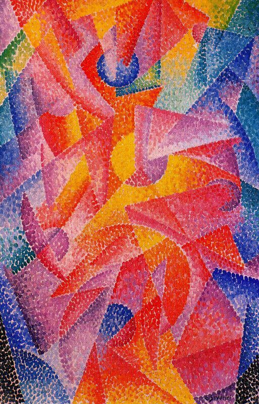 Gino Severini (7 April 1883 – 26 February 1966) was an Italian painter and a leading member of the Futurist movement.