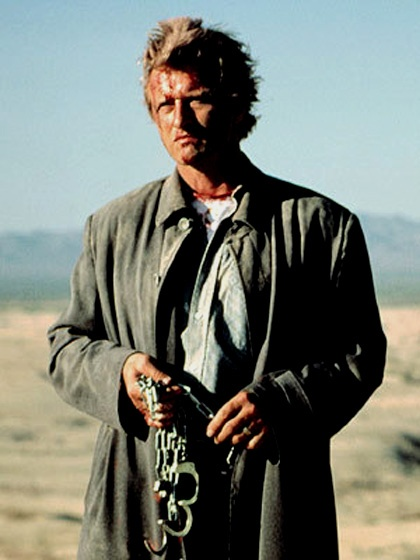 Rutger Hauer - The Hitcher: