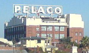 Pelaco Sign - Richmond. Erected 1939