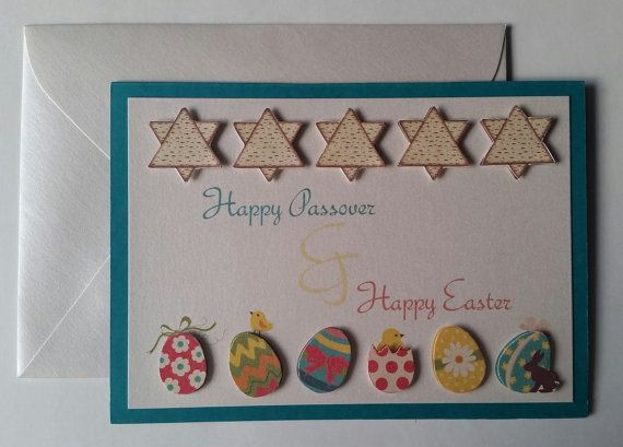 19 best stationery gifts interfaith jewish christian images on interfaith passovereaster holiday card by interfaithliving negle Choice Image