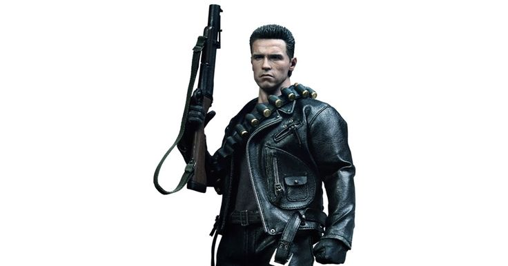 Terminator 2: Judgement Day: Terminator - T-800 1/6th Scale Figure (Arnold Schwarzenegger)