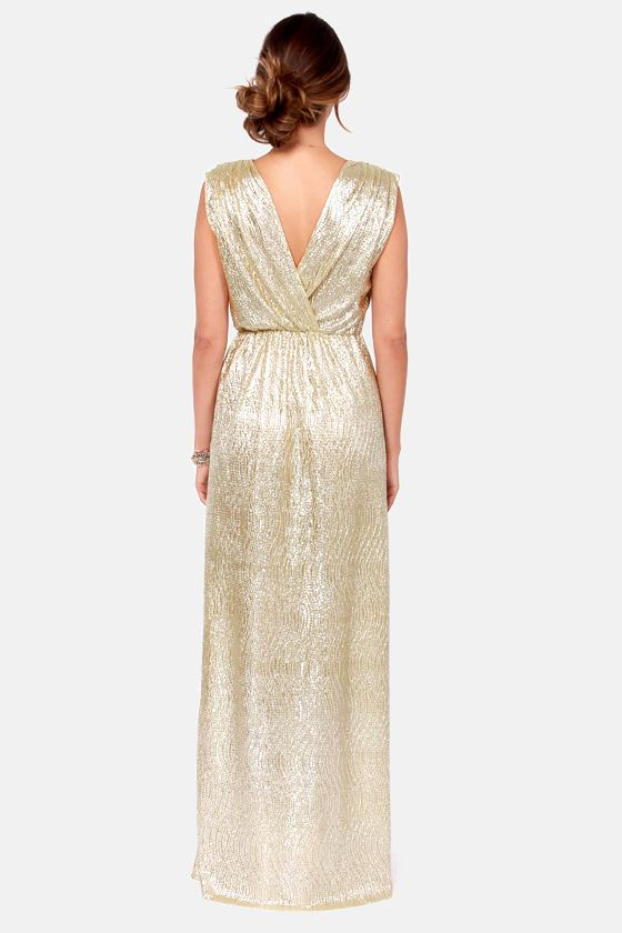 1000  ideas about Gold Maxi Dresses on Pinterest | Bridesmaid ...