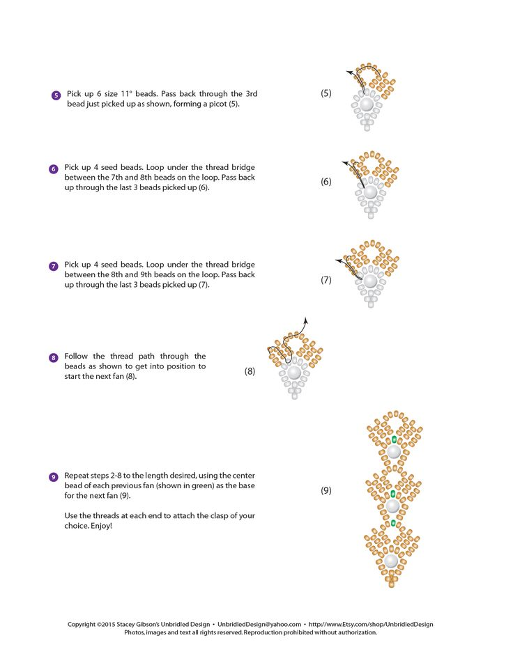 how to keep tension when beading