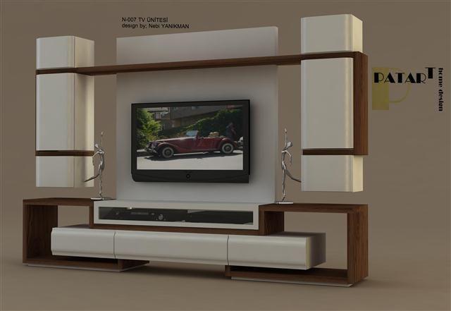 Tv Ünitesi - Woody Home Art | Modoko