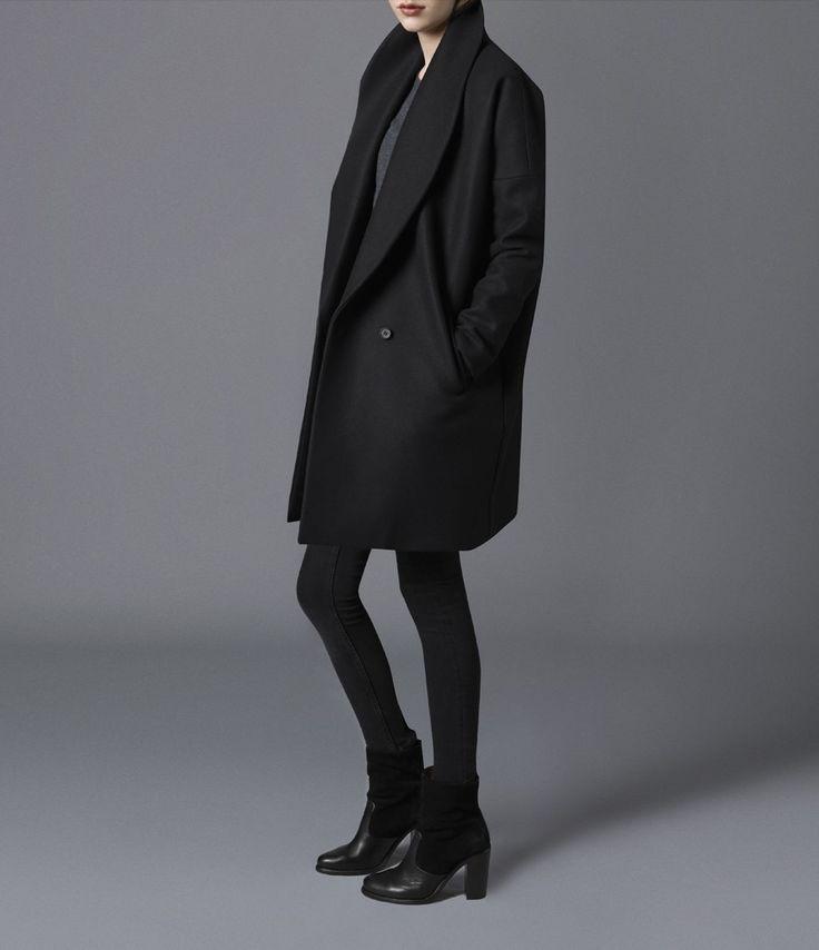 AllSaints Klein Coat | Womens Coats