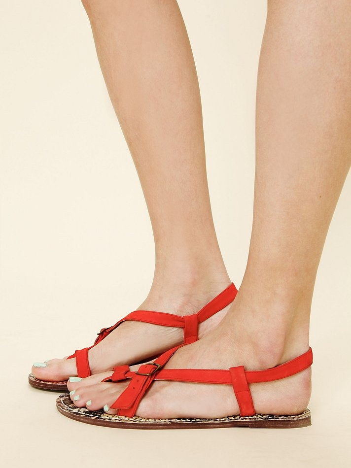 Free People Hermosa Sandal, $29.95. Wish they have more colors!