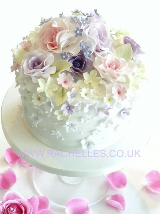 Fancy Mini Cakes