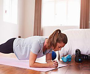 Circuito de exercícios: aprenda série para fazer em casa