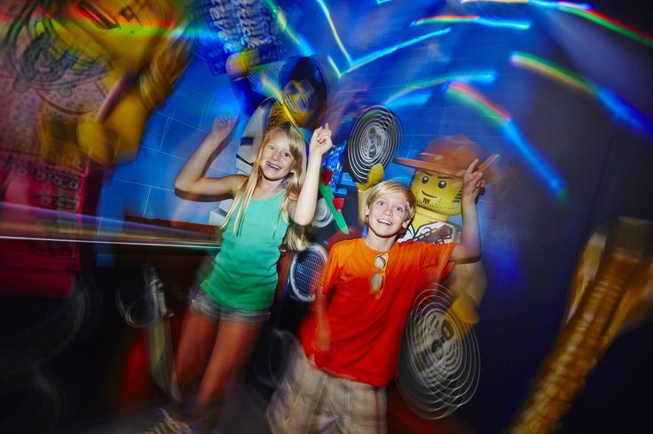 LEGOLAND Florida Disco Elevator