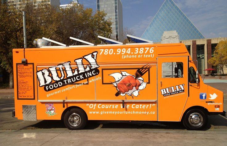 Bully S Food Truck Edmonton