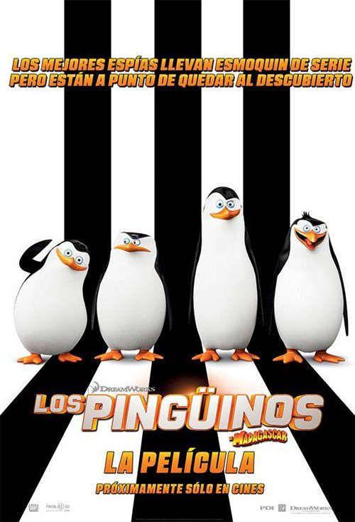 Los Pingüinos de Madagascar: La Película