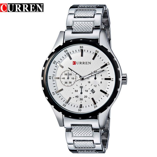 CURREN 8130 Men Fashion Brand Watches Stainless Steel Wristwatches Analog Quartz Man Clock Hour Men's Watch Free   Tag a friend who would love this!   FREE Shipping Worldwide   Buy one here---> https://shoppingafter.com/products/curren-8130-men-fashion-brand-watches-stainless-steel-wristwatches-analog-quartz-man-clock-hour-mens-watch-free/