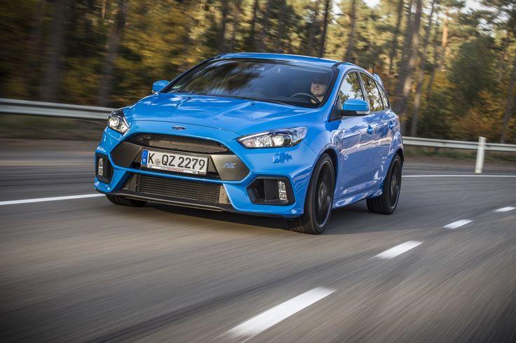 Ford Focus RS - Der driftet ab