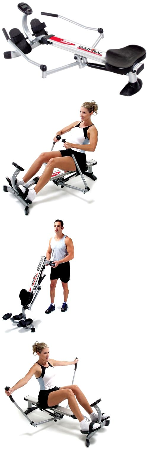 Rowing Machines 28060: Stamina Body Trac Glider Rowing Machine Home Gym Exercise Foldable Easy Storage -> BUY IT NOW ONLY: $186.01 on eBay!