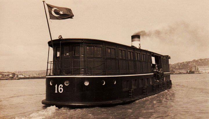 büyükada vapuru 1883-Eski Zamanlarda İstanbul'un En Güzel Fotoğrafları Ve Resimleri