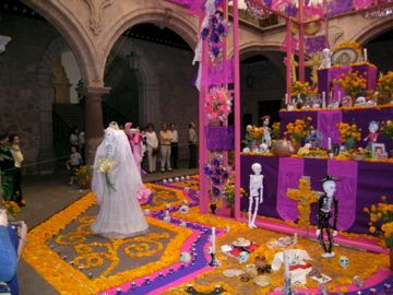 Public Display, Oaxaca