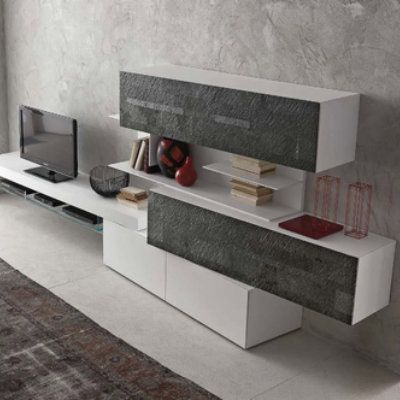 10 best Inclinart Presotto images on Pinterest | Tv units, Mounted ...