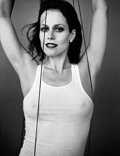Sigourney Weaver photographed by Ruven Afanador, 1998